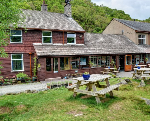 Volunteering Opportunities at YHA Borrowdale
