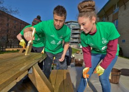 YHA Duke of Edinburgh Award - Regular Volunteering