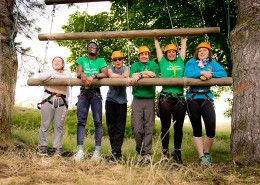 YHA Summer Camps Volunteers