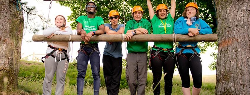 YHA Summer Camps Volunteers