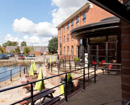 Volunteering Opportunities at YHA Manchester