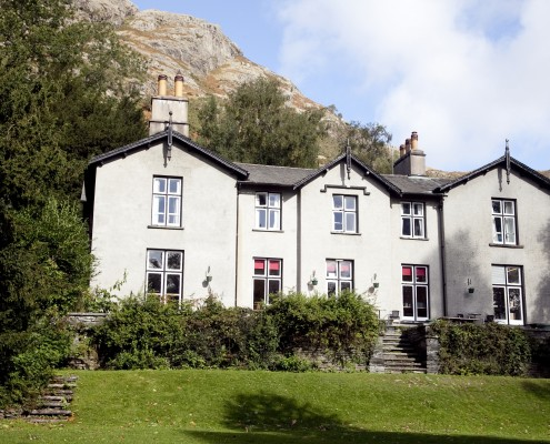 Volunteering Opportunities at YHA Coniston Holly How